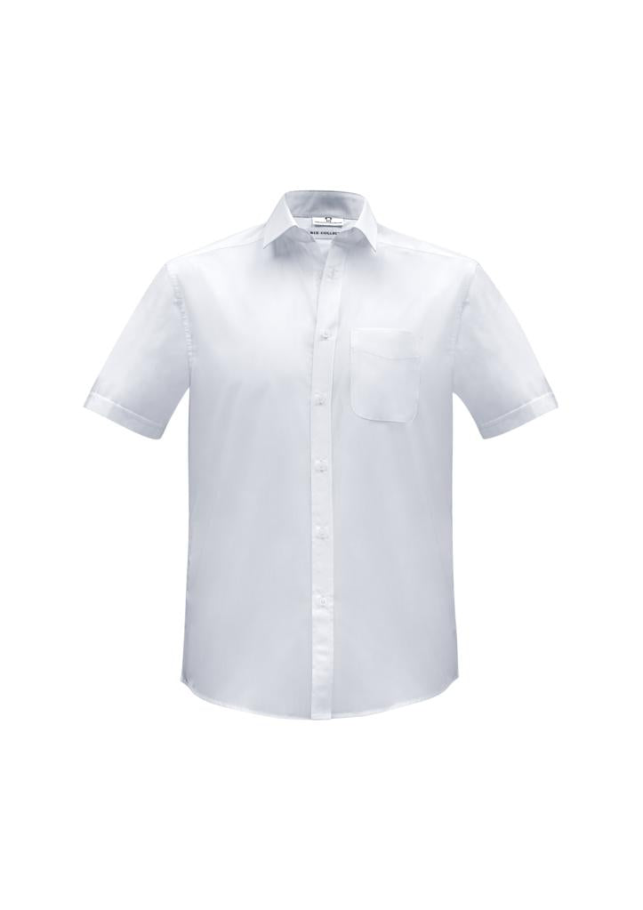 Biz Collection S812MS Euro Mens Short Sleeve