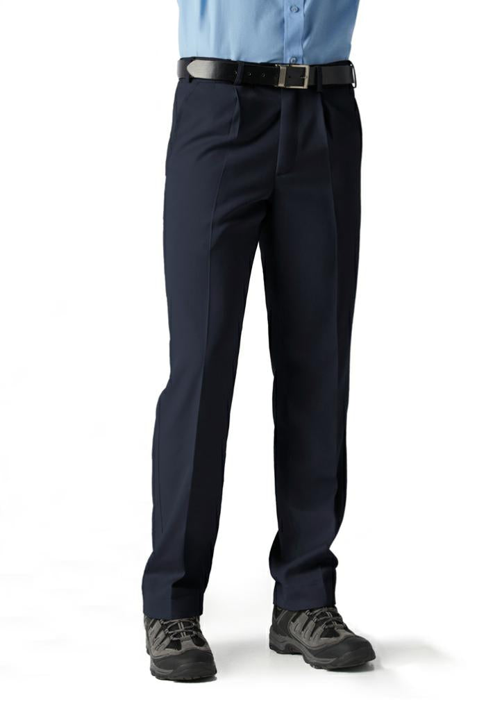 Biz Collection BS10110R Mens Regular Detroit Pant