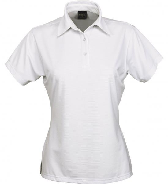 Stencil 1158 Womens Short Sleeve Silvertech Polo