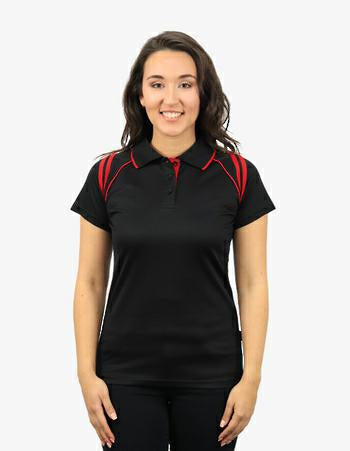 Be Seen THE COBRA Ladies Polyester Cooldry Polo