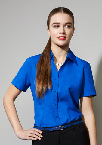 Biz Collection LB3601 Ladies Oasis S/S Shirt