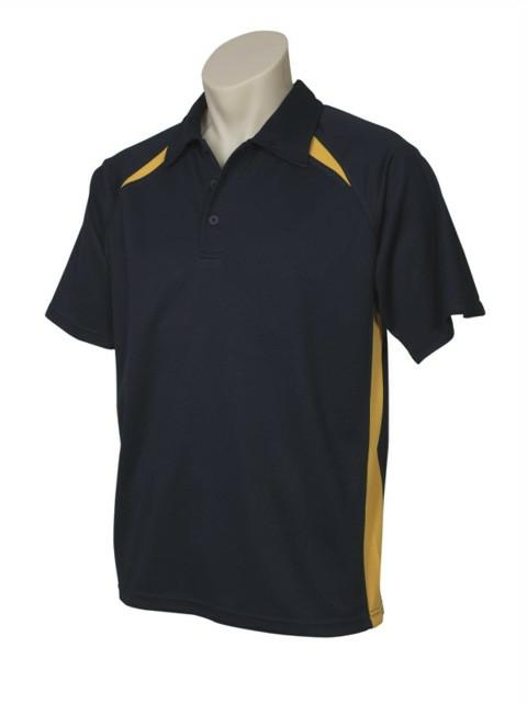 Biz Collection P7700 Splice Mens Polo