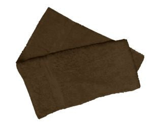 Palmer Pacific Elegant Hand Towel Chocolate