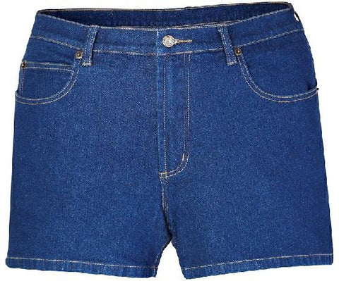 Ritemate Denim Trucker Shorts RM112TSD