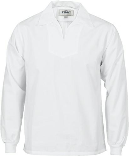 DNC 1312 V-Neck Food Industry Jerkin - Long Sleeve