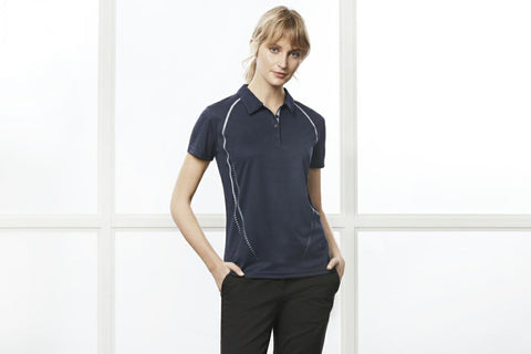 Biz-Collection P604LS Ladies Cyber Polo