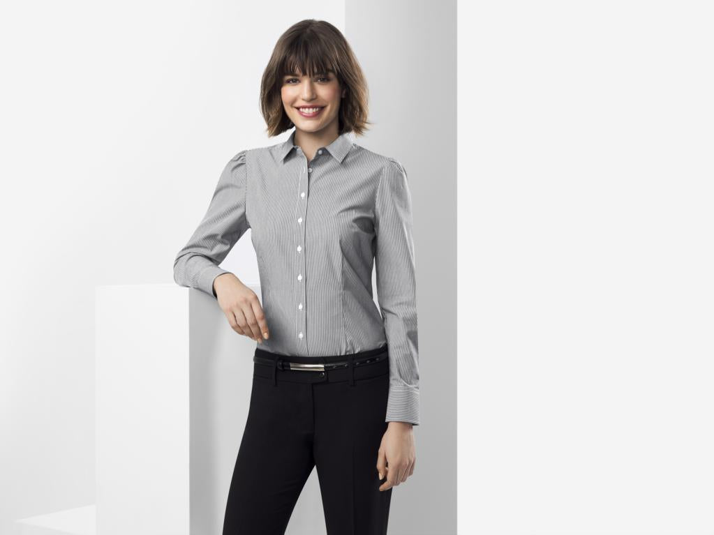 Biz Collection S812LL Euro Ladies Long Sleeve