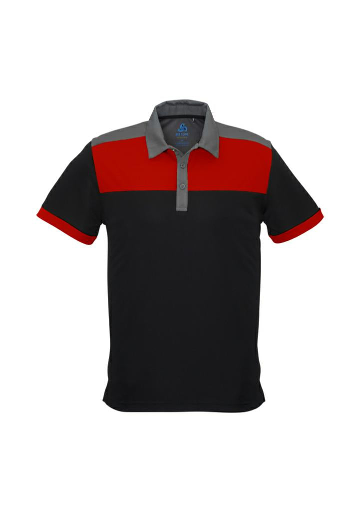 Biz-Collection P500MS Mens Charger Polo