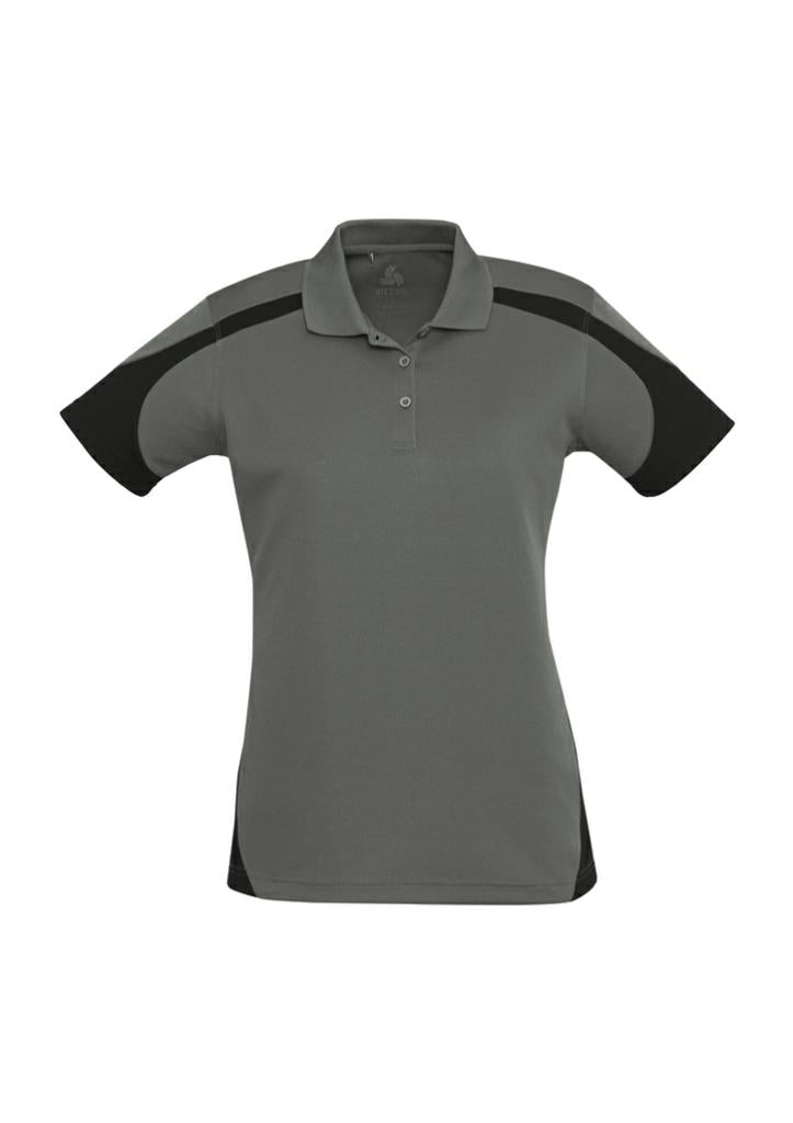 Biz Collection P401LS Talon Ladies Polo