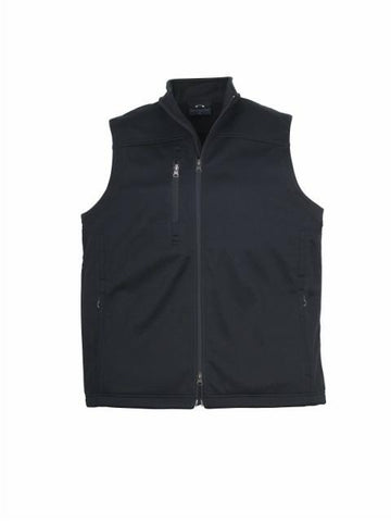 Biz Collection J3881 Mens Soft Shell Vest