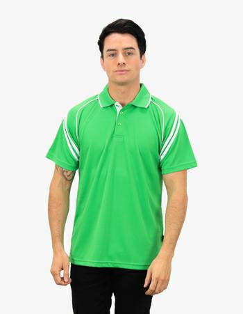 Be Seen THE VIPER Mens  Polyester Cooldry Polo