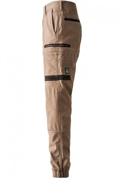 FXD WP4 Stretch Ankle Cuffed Work Pants