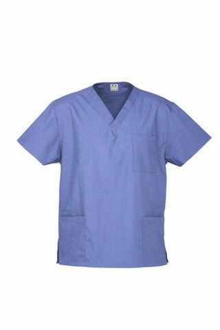 Biz Collection Classic Unisex Scrubs Top H10612