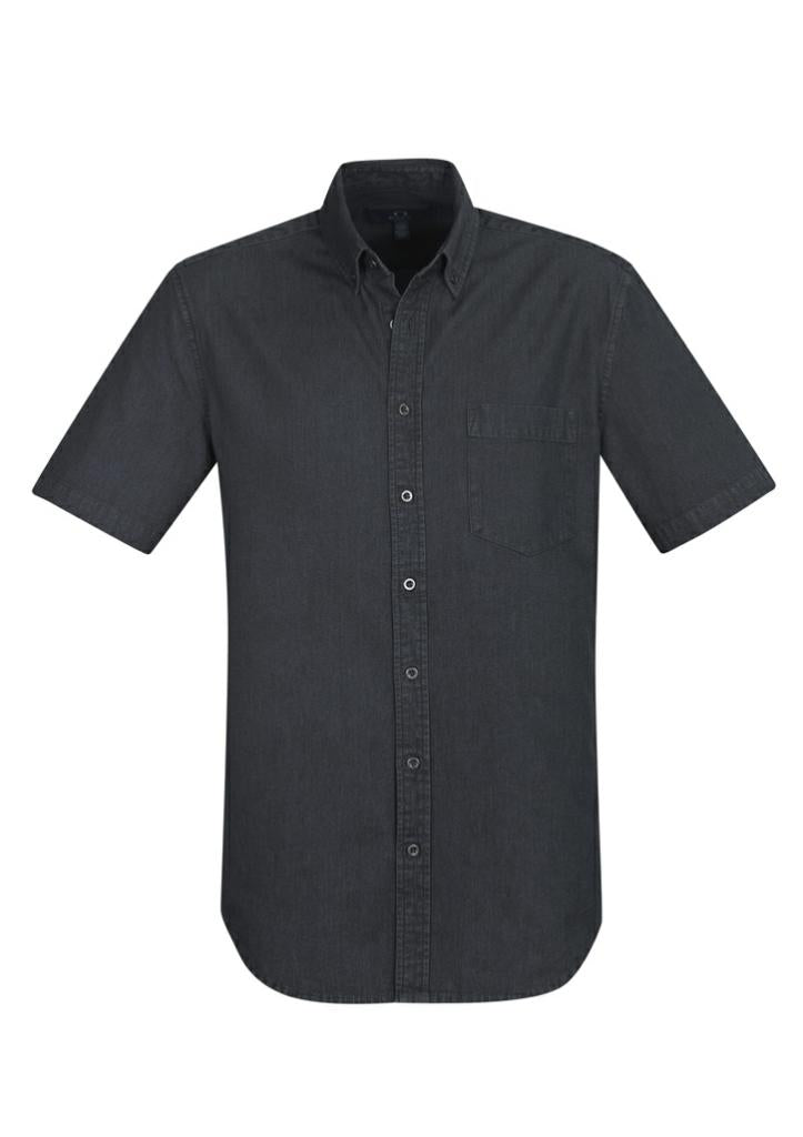 Biz Collection S017MS Indie Mens S/S Shirt