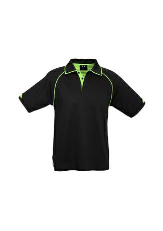 Biz Collection P29012 Fusion Mens Polo