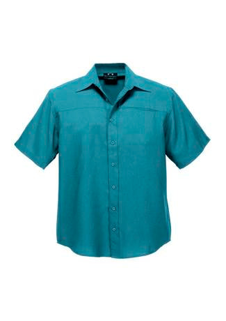 Biz Collection SH3603 Mens Oasis Short Sleeve