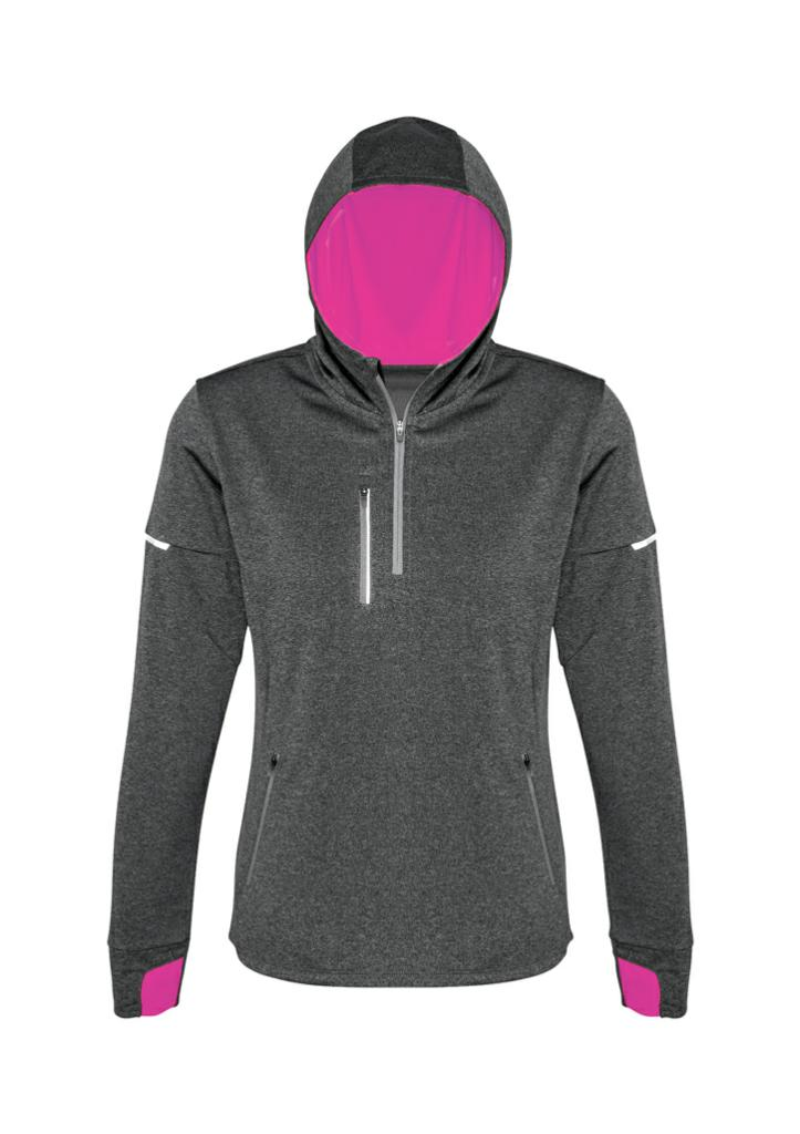 Biz Collection SW635L LadiesPace Hoodie