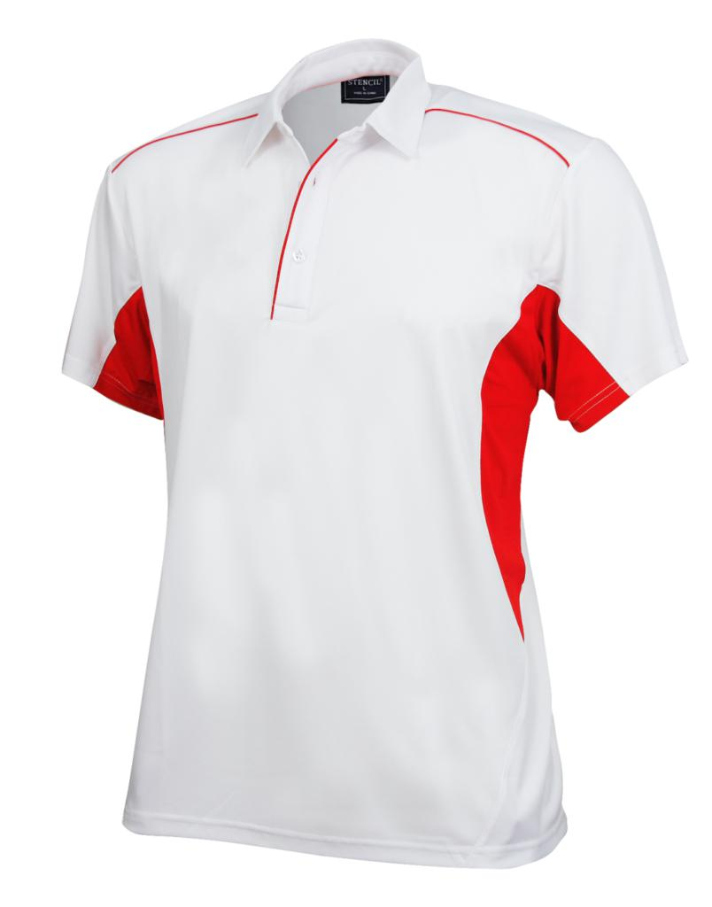 Stencil 1061 Mens Short Sleeve Freshen Polo