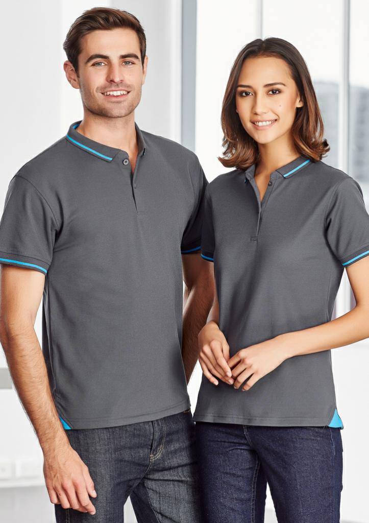 Biz Collection P226MS Jet Mens Polo