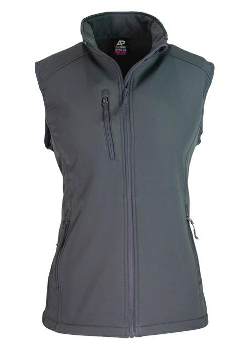 AP 2515 Ladies Olympus Soft-Shell Vest