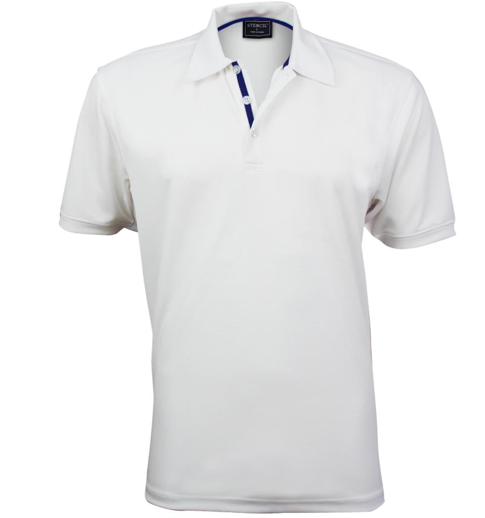 Stencil 1062 Mens Short Sleeve Superdry Polo