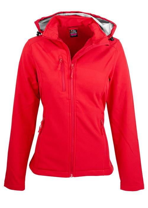 AP 2513 Ladies Olympus Soft-Shell Jacket