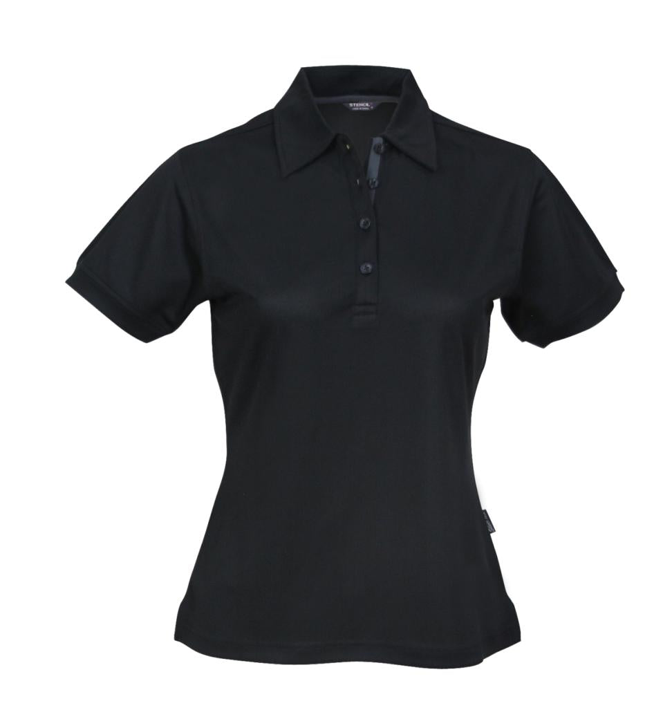 Stencil 1162 Ladies Short Sleeve Superdry Polo
