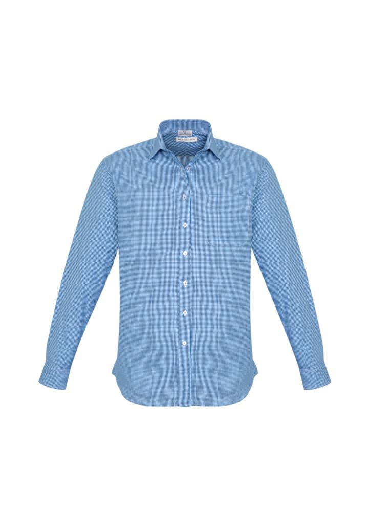 Biz Collection S716ML Mens Ellison L/S Shirt
