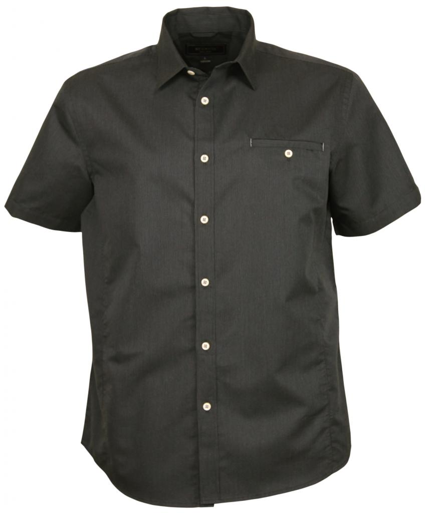 Stencil 2033 Mens Short Sleeve Empire Shirt