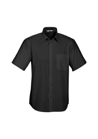 Biz Collection S10512 Base Mens S/S Shirt