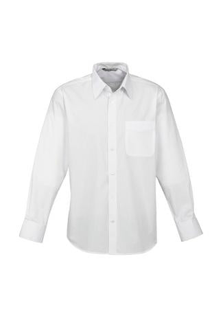Biz Collection S10510 Base Mens L/S Shirt