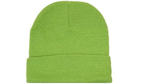 Embroidered Logo 4243 Acrylic Beanies QTY 50