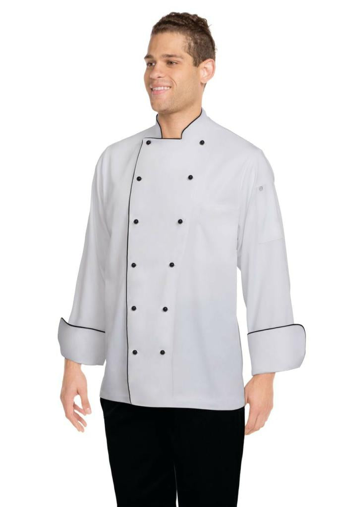 Chef Works Newport Executive Mens Chef Jacket