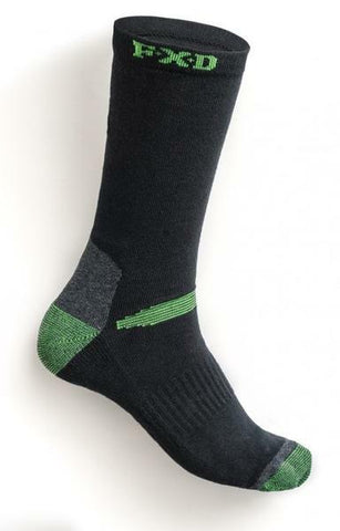 FXD Socks SK2 Crew Work Sock Multi Coloured