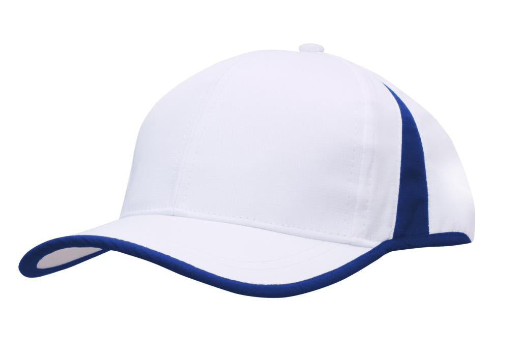 25 x 4004 Sports Ripstop Caps with Embroidery