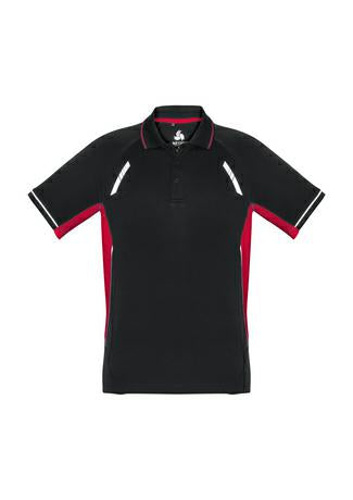 Biz Collection P700MS Renegade Mens Polo