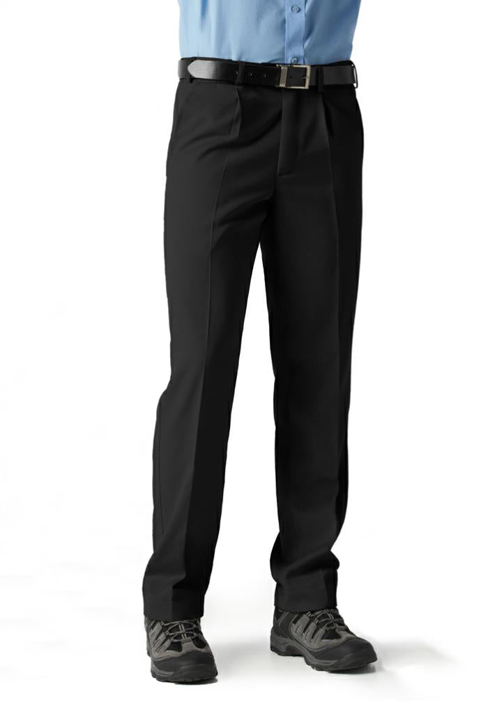 Biz Collection BS10110S Mens Stout Detroit Pant