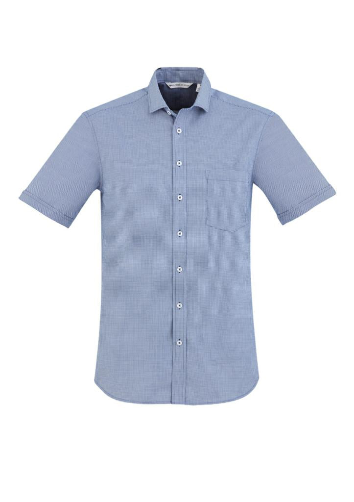 Biz Collection S910MS Mens Jagger S/S Shirt