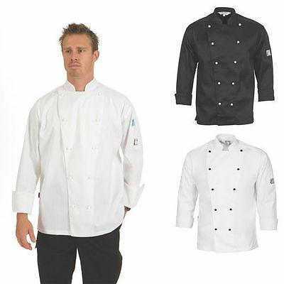 DNC 1102 Traditional Chef Jacket Long Sleeve
