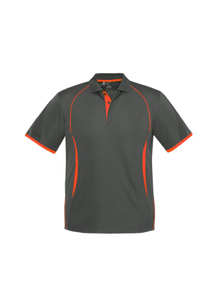 Biz-Collection P405MS Razor Mens Sports Polo