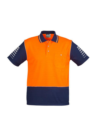 Syzmik ZH236 Mens Hi-Vis Zone Polo Shirt