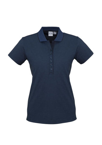 Biz-Collection P501LS Shadow Ladies Polo