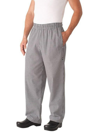 Chef Works Basic Baggy Chef Pants NBCP