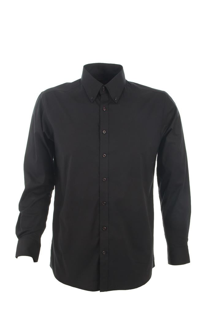 Identitee W52 Baxter Mens L/S Stretch Shirt
