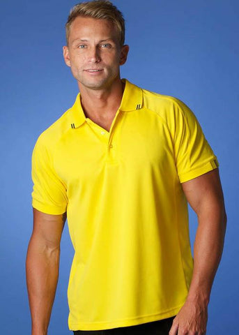 Aussie Pacific Mens Flinders Driwear Polo 1308