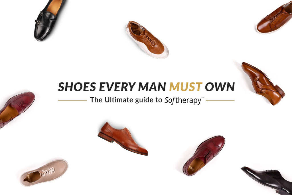 Classic Shoes Every Man Should Own Part 1, (because 1 part alone can never be enough…)