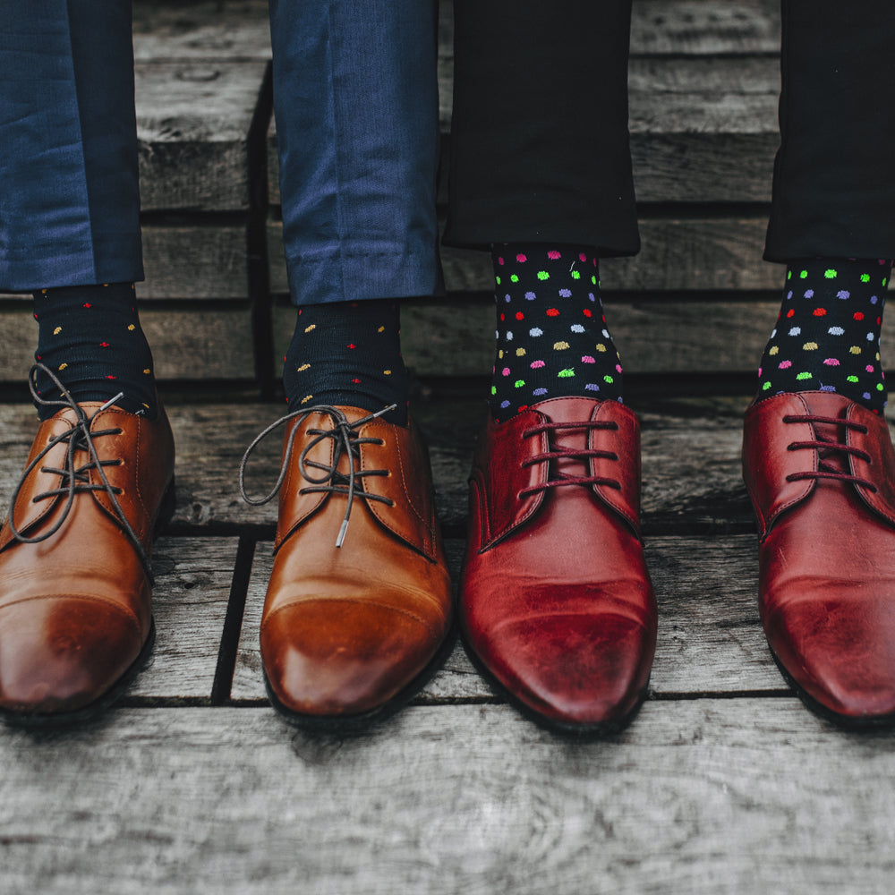 4 DRESS SHOE MISTAKES GENTLEMEN ARE GUILTY OF MAKING....