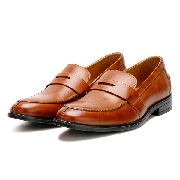 Chester: Tan Slip-On