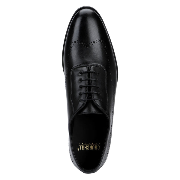 Covent: Black Longwing Oxford