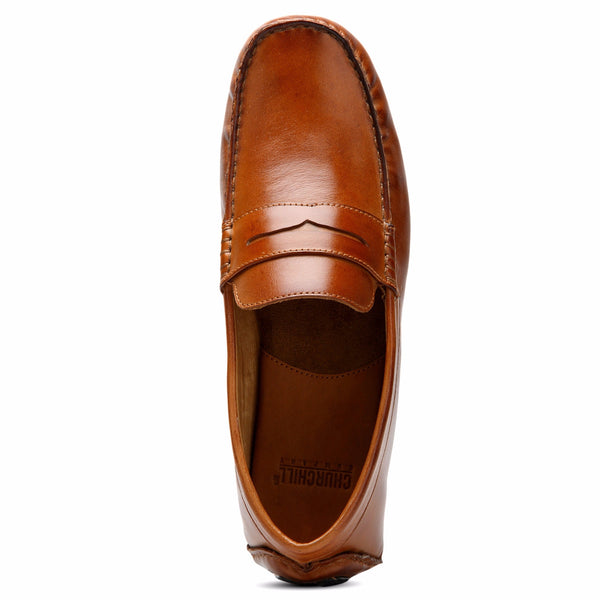 Beech: Tan Loafer